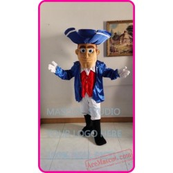The Patriot Mascot Costume