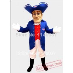 Patriot Mascot Costume Carnival Costume
