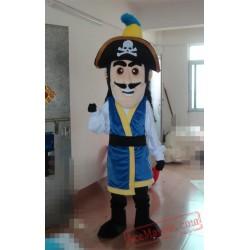The Neverland Pirates Mascot Costume