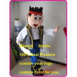 Pirates Mascot Costume