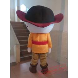 Jake The Neverland Pirates Mascot Costume