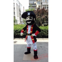 Pirate Man Mascot Costume