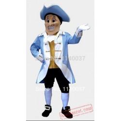 Patroit Mascot Costume Pirate Cosplay Costume