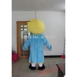 Pirate Disguise Boy Mascot Costumes
