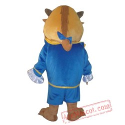 Adult The Beauty And The Beast Mascot Costume for Sale