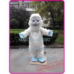 Yeti Mascot Costume Big Foot Mascot Snowman Costume