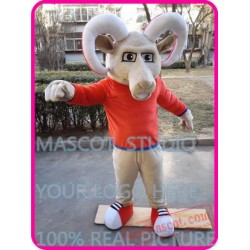 Bighorn Mascot Ram Goat Mascot Costume