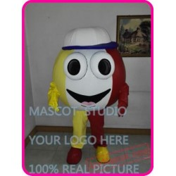 Beach Ball Mascot Costume