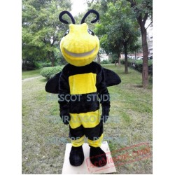 Bee Mascot Costume Hornet