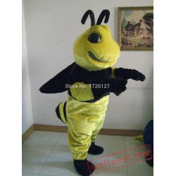 Bee Hornet Mascot Honeybee Costume