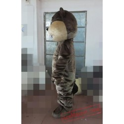 Beaver Mascot Costume Adult Character Costume