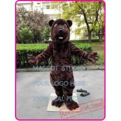 Beaver Sinocastor Mascot Costume