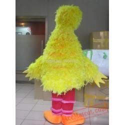 Big Yellow Bird Mascot Costume