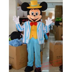 Adult High Quality Minnie Mascot Costume