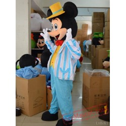 Adult High Quality Minnie Mascot Costume