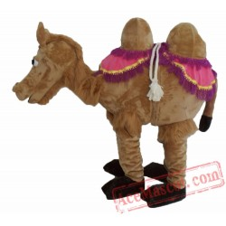 2 Person Camel Mascot Costume