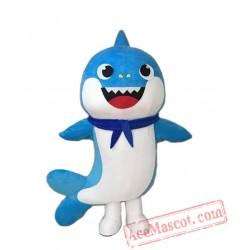 Baby Shark Mascot Costume