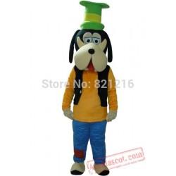 Adult Goofy Dog Mascot Costume