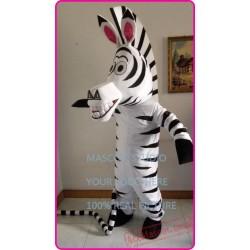 Zebra Mascot Costume
