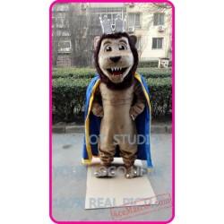 Animal Simba Mascot Costume