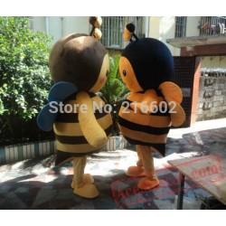 Bee Adult Mascot Costume Cosplay Costume