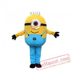 Minions Mascot Costume for Adults