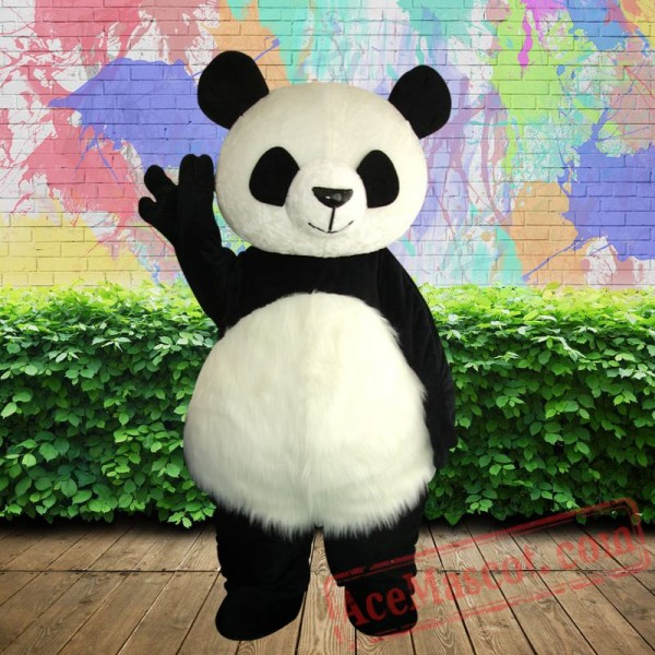 Giant Panda Mascot Costume for Adults
