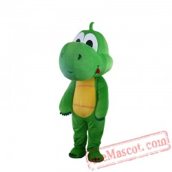 Dinosaur Mascot Costume for Adults