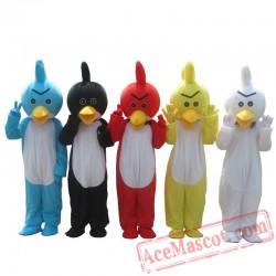 Little Bird Mascot Costume for Adults