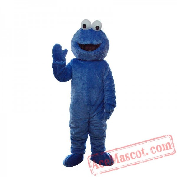 Red Frog Blue Frog Mascot Costume for Adults