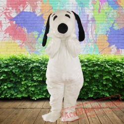 Dog Mascot Costume for Adults