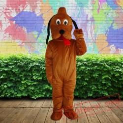 Goofy Dog Disney Cartoon Mascot Costume for Adults