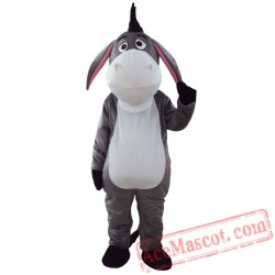 Donkey Mascot Costume for Adults