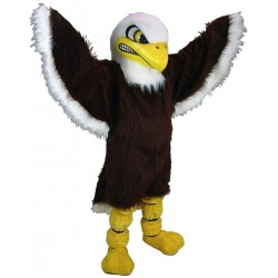 Eagle Mascot Costume for Adults