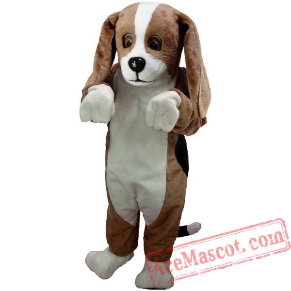 Basset Hound Dog Lightweight Mascot Costume