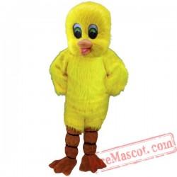 Baby Duck Lightweight Mascot Costume