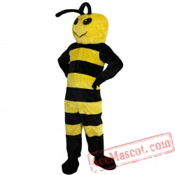 Yellow bee Mascot Costume