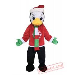 Adult Penguin Mascot Costume