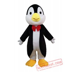 Adult Penguin Mascot Costume for Christmas Holiday Mascot