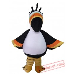 Woodpecker Bird Mascot Costume