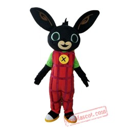 Adults Bing Rabbit Mascot Costume