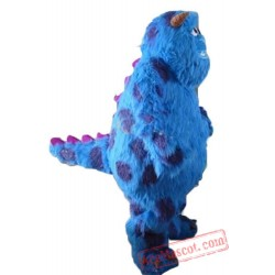 Adults Sully Monster Mascot Costume