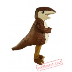 Adults Pangolin Mascot Costume