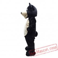 Bear Cartoon Mascot Costume