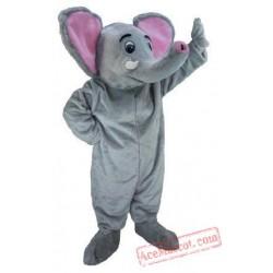 Asian Elephant Lightweight Mascot Costume