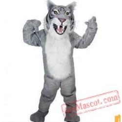 Wildcat Cub Tiger Mascot Costume