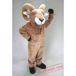 Animal Ram Goat Mascot Costume