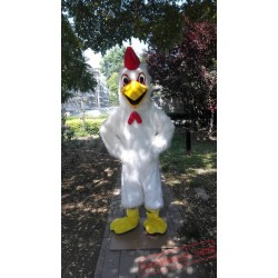 Adults Chicken Mascot Costume