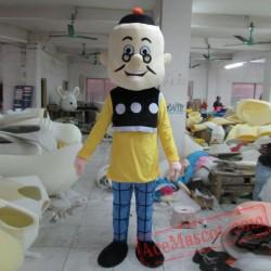 Afanti Cartoon Mascot Costume