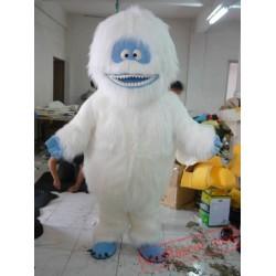 Yeti Abominable Snowman Mascot Costume